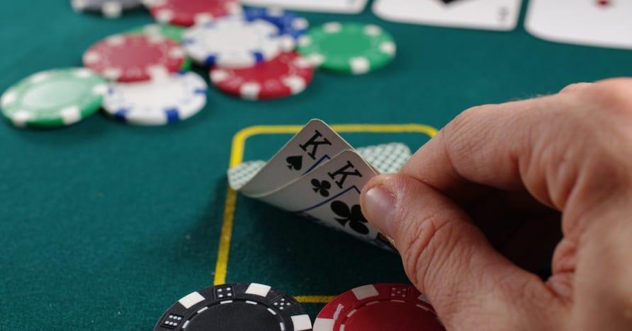 オンラインポーカー戦略