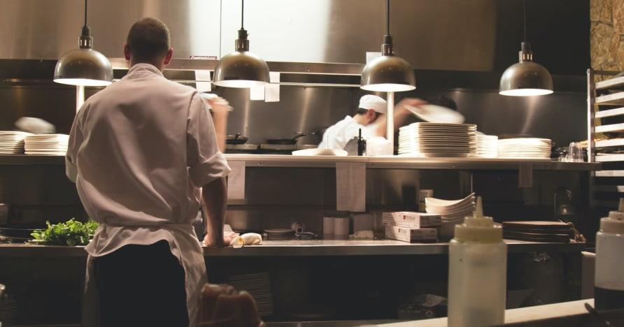 シェフ注目! - NetEnt が Gordon Ramsay Hell's Kitchen をリリース