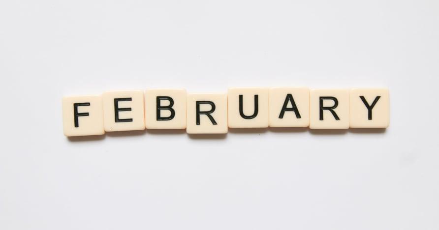 マイクロゲーミングは2月に驚異的な20の新しいタイトルをリリースします