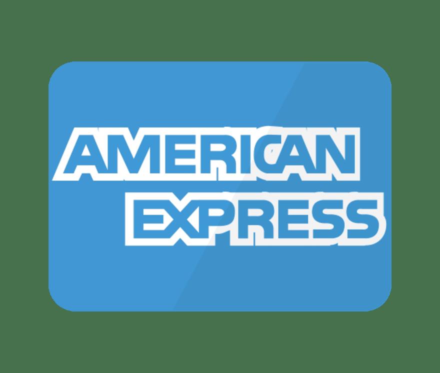 モバイルカジノ American Express