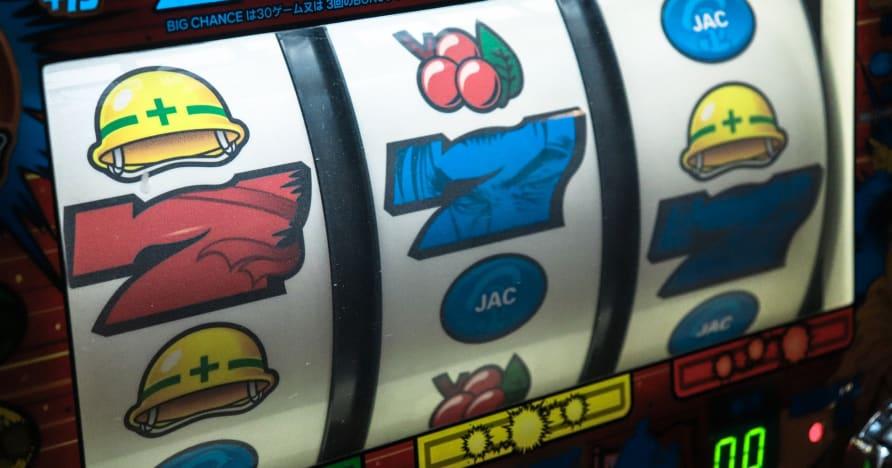 スロットマシンで遊ぶ方法