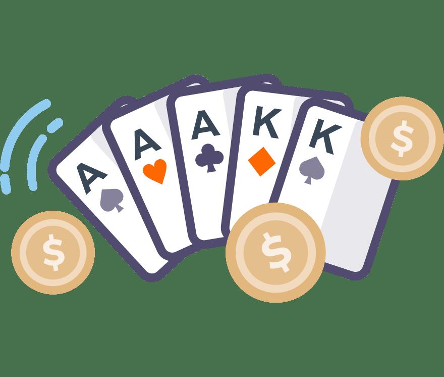ポーカー モバイルカジノ