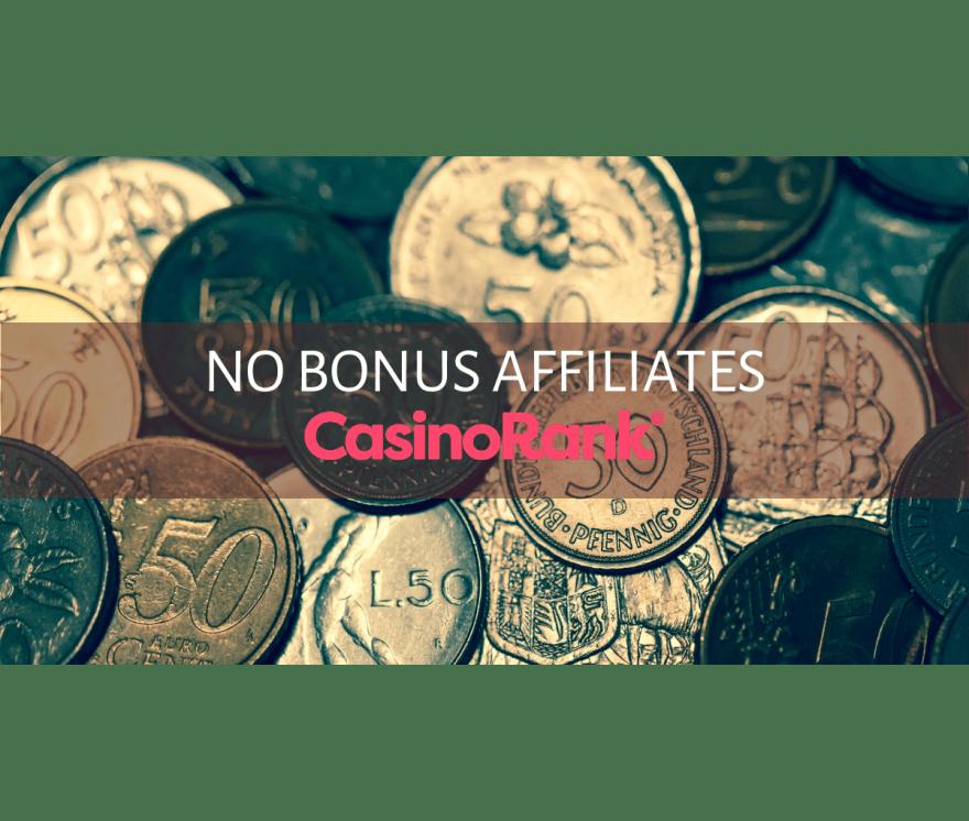No Bonus Affiliates モバイルカジノ