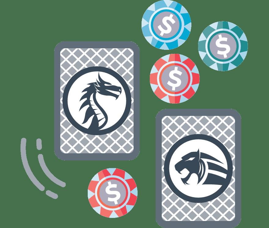 ドラゴンタイガー モバイルカジノ